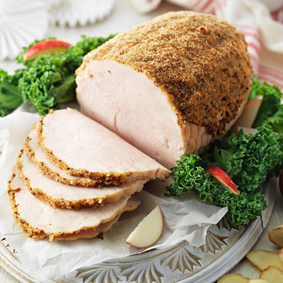 Recept på julskinka av kyckling