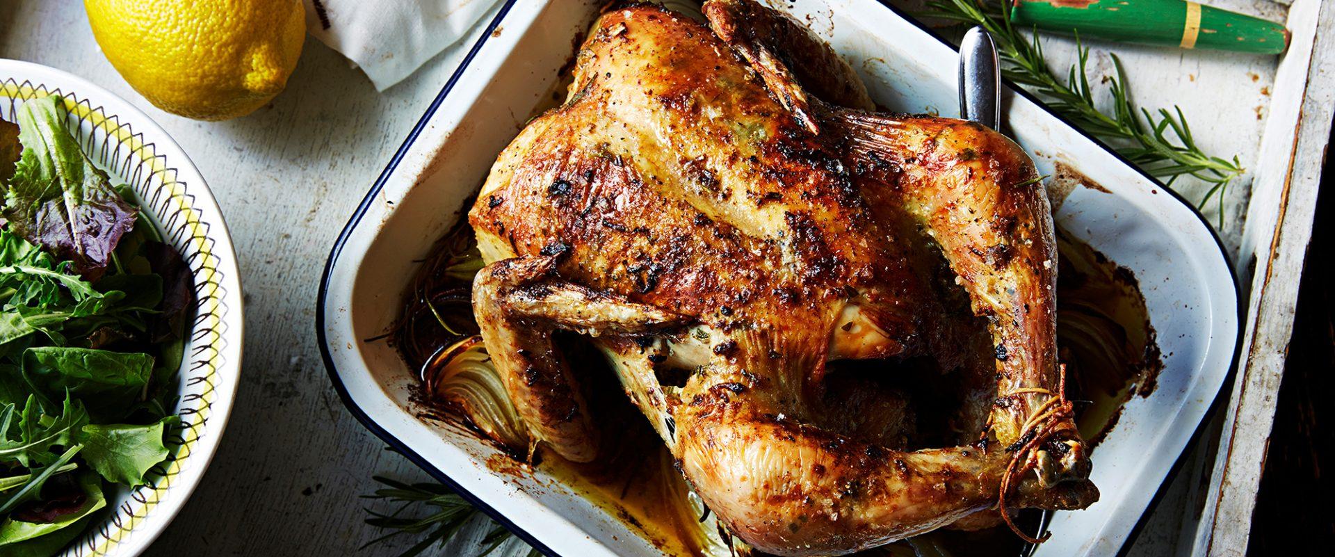 Hel kyckling