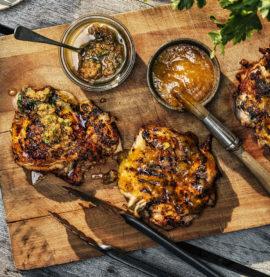 Recept - Grillglaze för kyckling