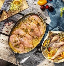 Recept på rimlag & grillmarinad för kyckling